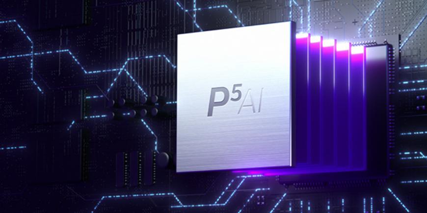 Nový procesor obrazu Philips TV P5 5. generace